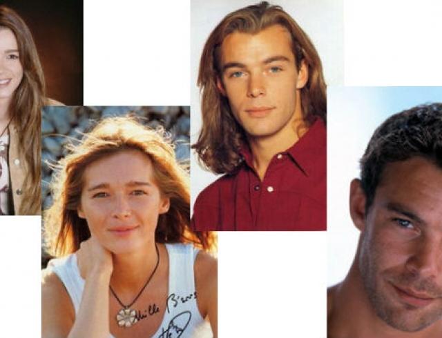 """Как сейчас выглядят актеры сериала """"Элен и ребята"""". Фото"""