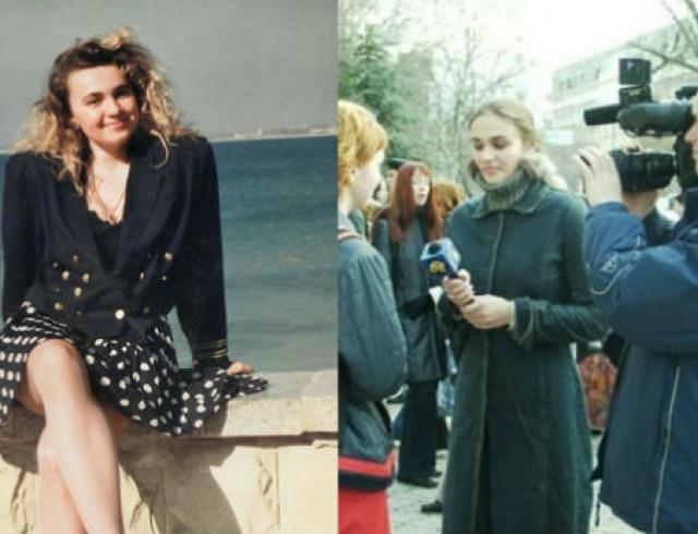 Как выглядели Яна Рудковская и Алена Водонаева в свои 18 лет ?