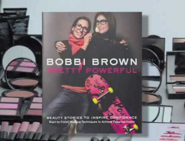 Бобби Браун выпустила новую книгу о макияже