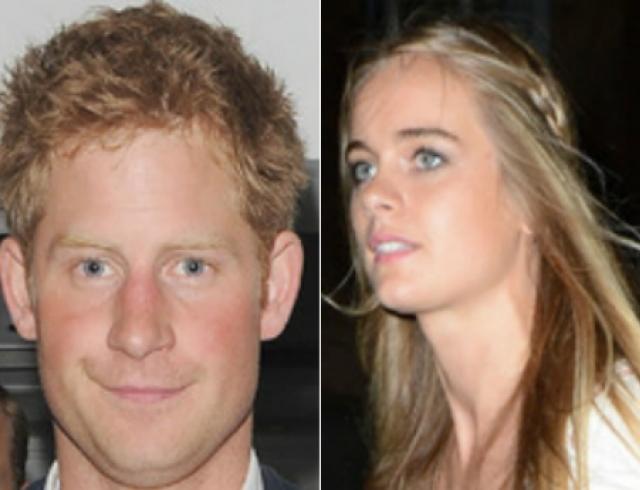 Принца Гарри после скандала в Лас-Вегасе бросила девушка