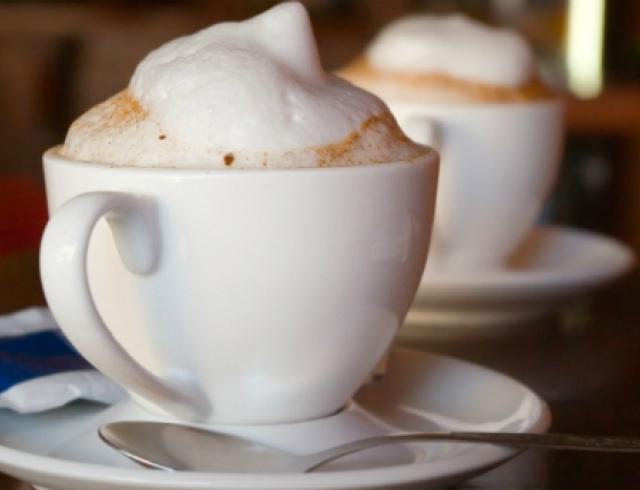Кофе латте является причиной ожирения