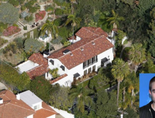 Паттинсон и Стюарт продают свой дом