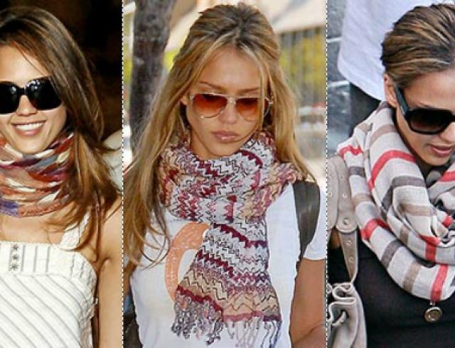 10 вариантов завязать шейный платок. Видео