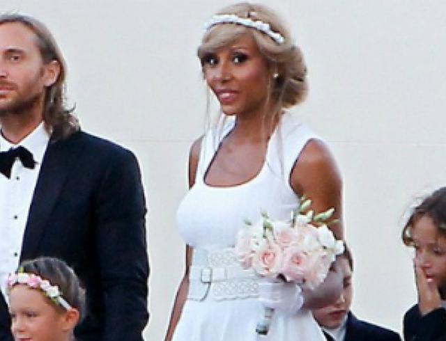 Дэвид Гетта повторно женился на своей супруге. Фото