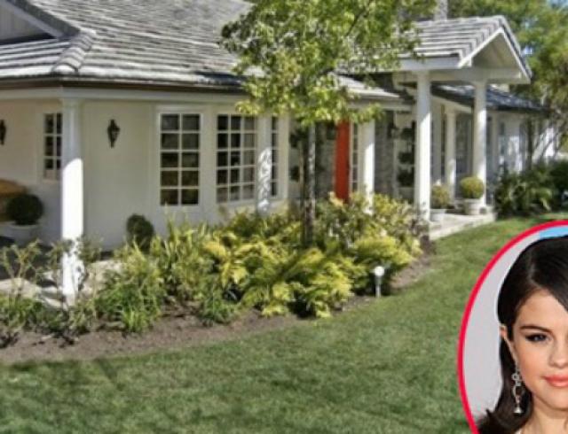 Селена Гомес купила дом в Лос-Анджелесе. Фото