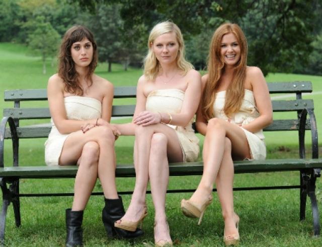 Женское кино сентября