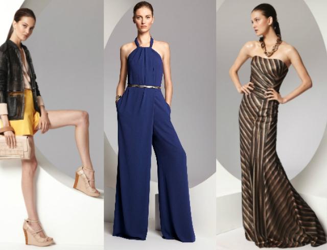Стартовала Неделя моды в Нью-Йорке: коллекция Escada