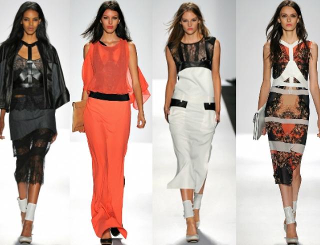 Неделя моды в Нью-Йорке: показ BCBG Max Azria