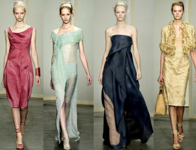 Неделя моды в Нью-Йорке: показ Donna Karan