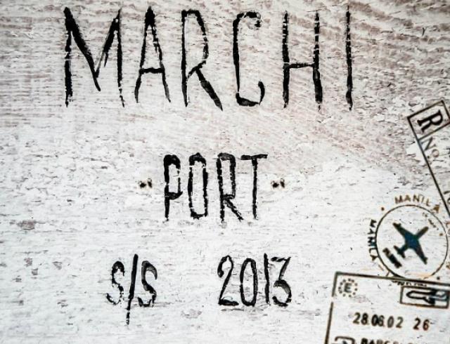 UFW: показ MARCHI весна-лето 2013