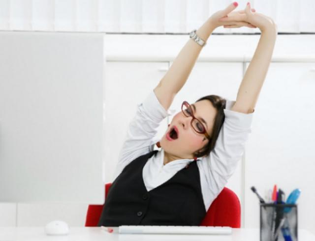 Ученые выяснили, почему в офисе постоянно хочется спать