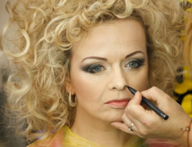 Ирма Витовская учится быть злой