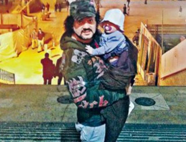 Киркоров показал очередную порцию снимков дочери. Фото