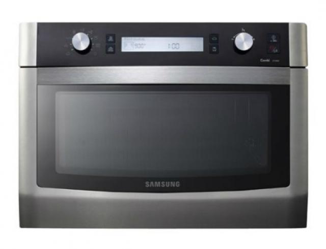 Обзор: микроволновая печь Samsung OmniPro CP1395ESTR