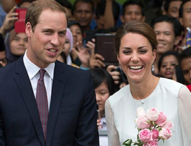 Принц Уильям и Кейт Миддлтон нарушают королевские традиции