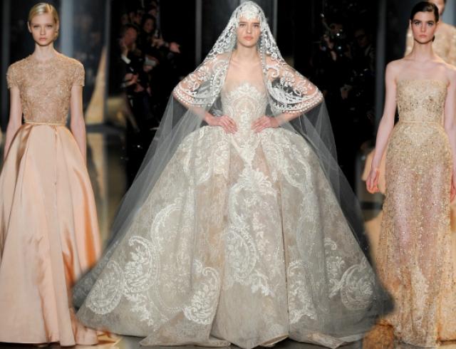 Неделя высокой моды в Париже: Elie Saab s/s 2013
