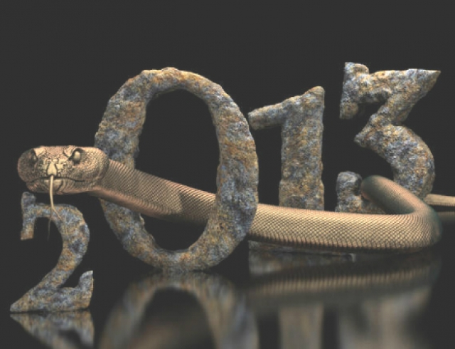 Год Змеи и Ворона: чего ждать от 2013-го?