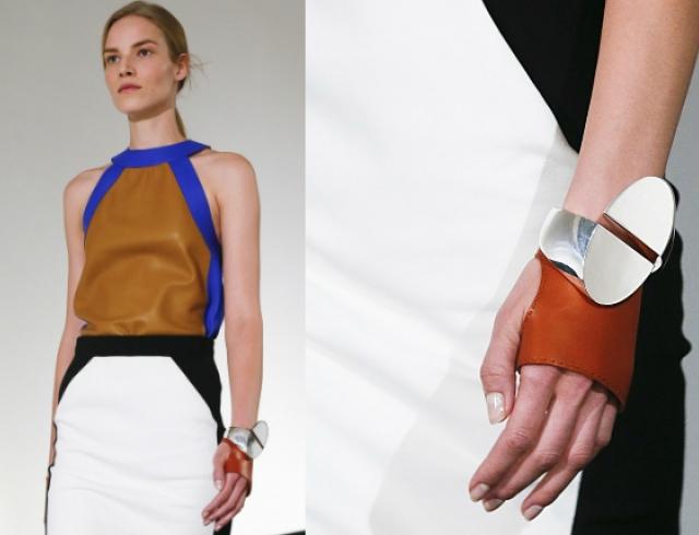 Необычный браслет Hermès