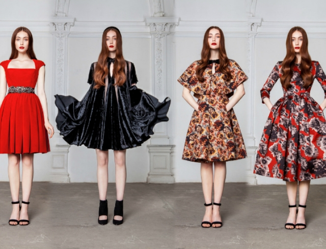 Коллекция LUBLU Kira Plastinina осень-зима 2013-2014
