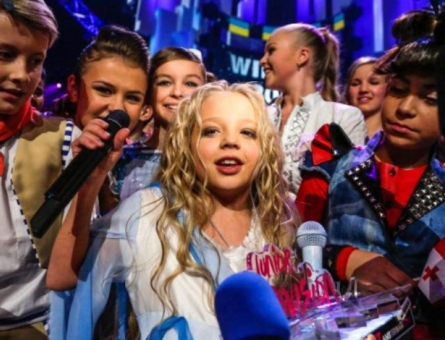 Детское «Евровидение-2013» пройдет в Киеве