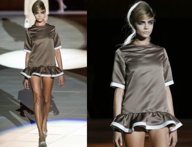 Мини-платье от Marc Jacobs