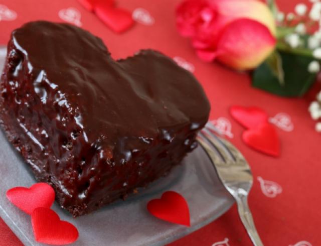 Мастер-класс от Эктора: десерт ко Дню Валентина