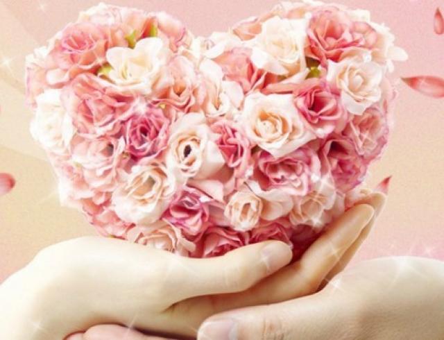Поздравления любимому мужу с Днем Валентина