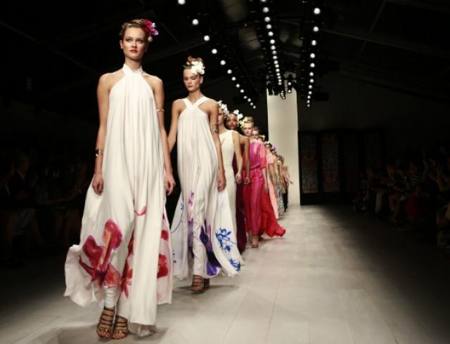 Неделя моды в Лондоне осень-зима 2013-2014: расписание