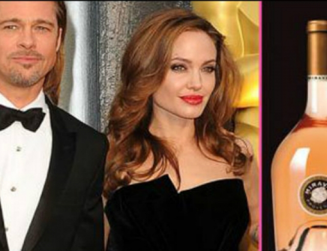 Анджелина Джоли и Брэд Питт начали производство вина