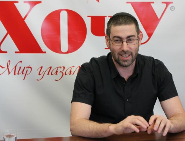 Ицхак Пинтосевич запустил на ХОЧУ свой авторский проект