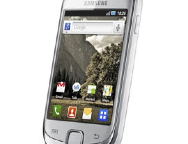 Обзор Samsung Galaxy Fit S5670