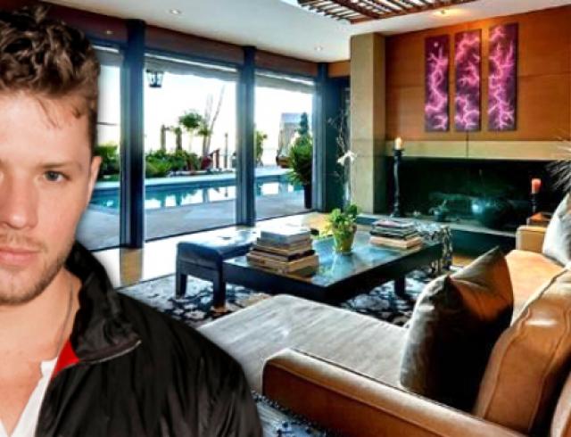 Экс-супруг Риз Уизерспун продает особняк. Фото