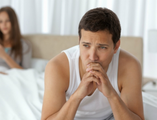 Что делать, если мужчина не хочет секса?