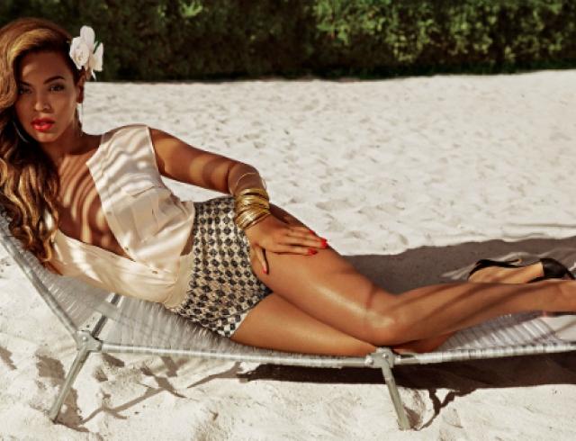 Бейонсе стала лицом  бренда H&M