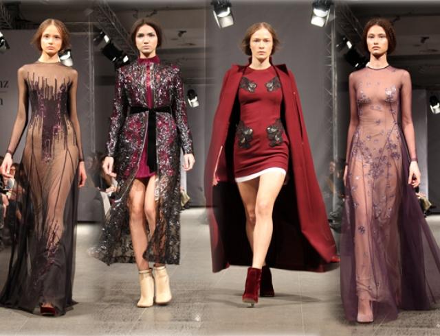 Показ британца Мариоса Шваба открыл Mercedes-Benz Kiev Fashion Days