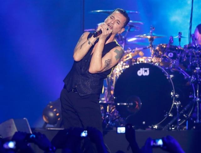 Вышел новый альбом группы Depeche Mode
