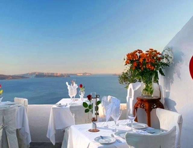 Лучшие заведения для романтического ужина в Европе