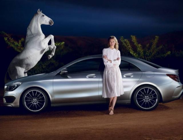 Онлайн-трансляция показов Mercedes-Benz Fashion Week Russia