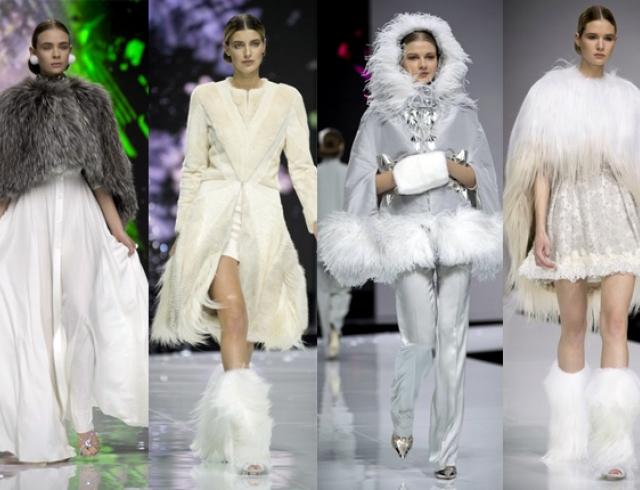 Неделя моды в Москве: показ YUDASHKIN осень-зима 2013-2014