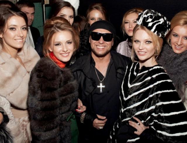 Неделя моды в Москве: IGOR GULYAEV осень-зима 2013-2014