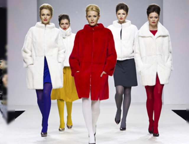 Неделя моды в Москве: Natalia Picariello осень-зима 2013-2014