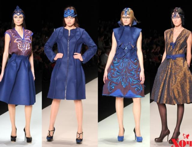 Mercedes-Benz Fashion Week Russia: Марина Марис