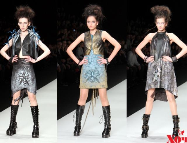 Mercedes-Benz Fashion Week Russia: Ольга Киселенко