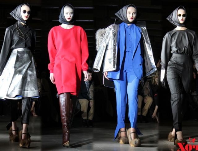 Mercedes-Benz Fashion Week Russia: BEssARION