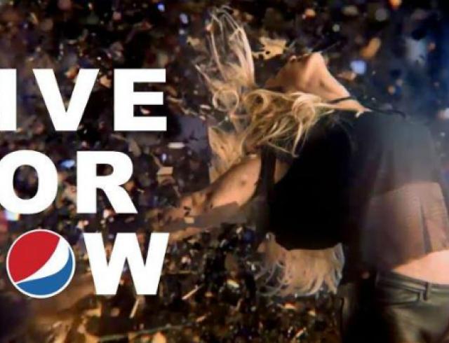 Бейонсе снялась в новой рекламе Pepsi Max. Видео