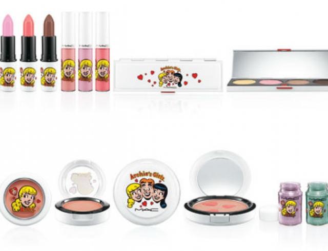 M.A.C.представил весеннюю коллекцию Archie`s Girls 2013