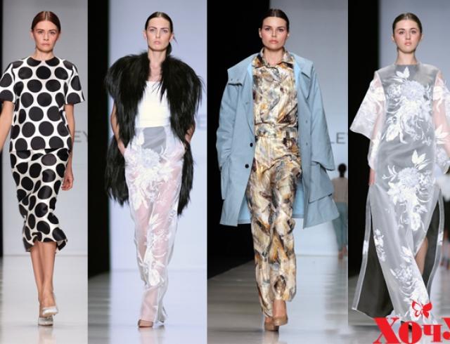 Mercedes-Benz Fashion Week Russia: Enteley