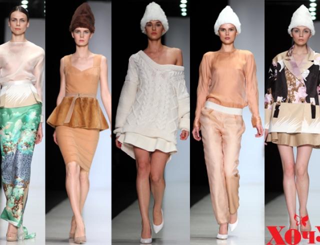Mercedes-Benz Fashion Week Russia: RUBAN