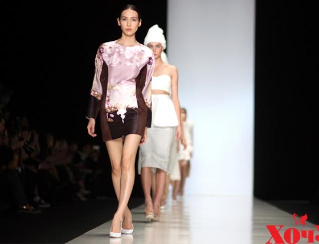 Показ RUBAN на Mercedes-Benz Fashion Week Russia
