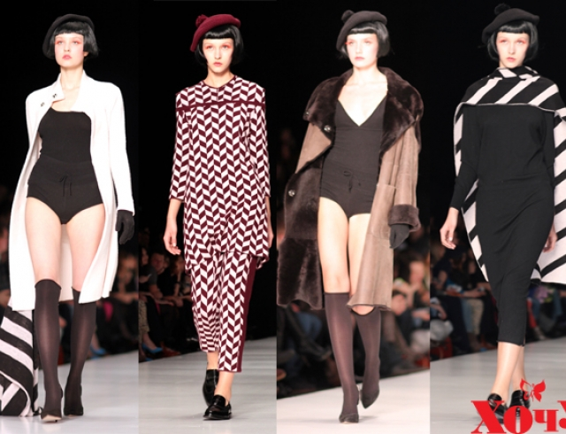 Mercedes-Benz Fashion Week Russia: TEGIN